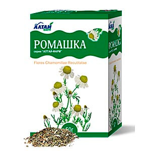 Chamomile first aid kit