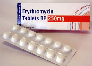 Erythromycin Tablets BP