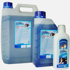 Line - liquid for disinfection
